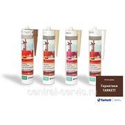 Акриловый герметик (уплотнитель) Таркетт Acrylic Joint Brown (темно-коричневый) фото
