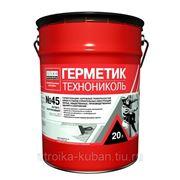 Герметик бутилкаучуковый ТехноНИКОЛЬ №45 фото