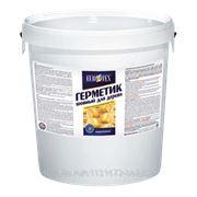 Рогнеда Евротекс шовный для дерева герметик (3 кг) сосна фото