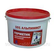 "Герметик ""101Альпинист"" 15 кг белый фото"