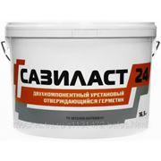Сазиласт Сазиласт 24 для межпанельных швов герметик (6.6 кг) фото