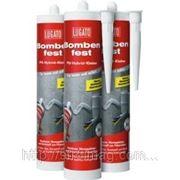 Полиуретановый клей-герметик «Bomben - fest» 0,31л, LUGATO фото