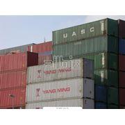 Ремонт грузовых контейнеров фото