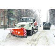 Вывоз снега в Калуге фото