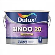 Полуматовая латексная краска Bindo Dulux 20 10L фото