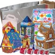 Изготовление коробок и упаковки из картона фото