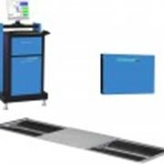 Роликовый тормозной стенд brekon 141-4-PC-SmG + E-Box фото