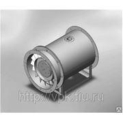 Вентилятор ВО-ДУ-080 (400 гр.)(4,0-11,0кВт) осевой дымоудаления фото