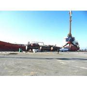 Перевалка жидких нефтехимических грузов фото