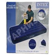 Надувной матрас Intex(без насоса) 0,99х1,91х0,22 фото