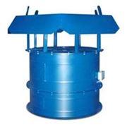 Вентилятор осевой крышный ВОКП 25-188; ВОКП 30-160 фото
