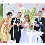 Организация выездных свадеб , услуги свадебного регистратора фото