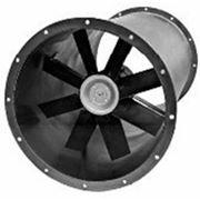 Осевой канальный вентилятор O500 фото