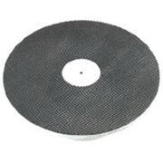 Диск с резиновой прокладкой 400 мм (Wolff) фото