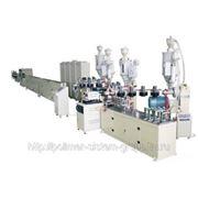 Линия для производства полиэтиленовых труб O 355-630 мм.