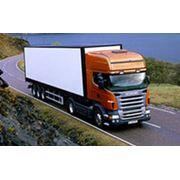 Автомобильные перевозки любых грузов фото