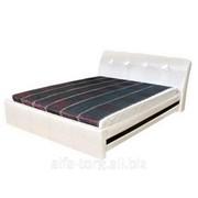 Кровать Классика - белая фото