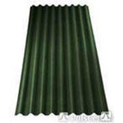 Кровельный лист Ондулин цвет зеленый 2000*950мм фото