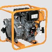 Мотопомпы дизельные, бензиновые фото