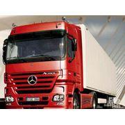 Автотранспортная перевозка грузов