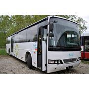 Автобусы пригородные Volvo B10B Carrus Interclassic 2001 фото