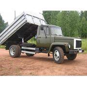 Автоперевозки насыпных грузов