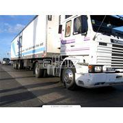 Перевозки грузов до 20 тонн еврофурами: тентами теромосами рефами фото