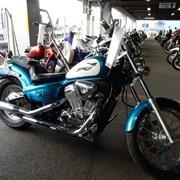 Мотоцикл чоппер No. B5492 Honda STEED 400 VSE фото