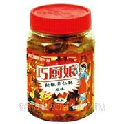 Жареный арахис с чили, Китай фото