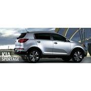 Автомобиль Kia Sportage фото