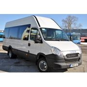 Микроавтобусы Iveco Daily 2013 фото