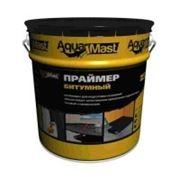 Праймер битумный AquaMast (18л=16кг) фото