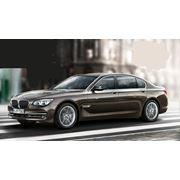Автомобиль BMW 7 серии седан фото