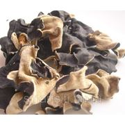 Сушеные грибы древесные, черно-белые Муэр, 100 г, пр-во Китай фото