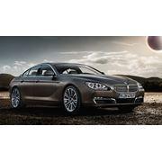Автомобиль BMW 6-й серии Гран купе фото