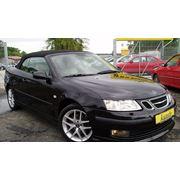 Автомобиль Saab 9-3 Cabrio Exclusive Sport 2006 фото