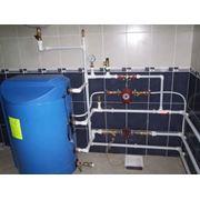 Проектирование и монтаж водоснабжения фото