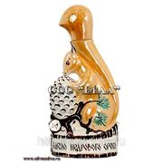 Масло кедрового ореха флакон 500мл (сувенирное, под гжель) фото