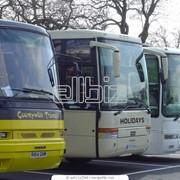 Поездки на комфортабельных автобусах фото