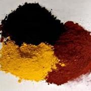 Пигменты железоокисные для красок фото