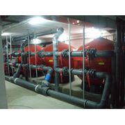 Монтаж систем водоснабжения фотография