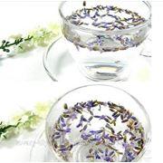 100% натуральная добавка к зеленому чаю из цветков Лаванды. БЕСПЛАТНАЯ ДОСТАВКА. фото