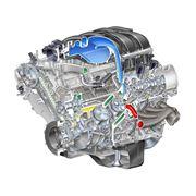 Ремонт двигателей американских автомобилей фото