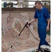 Капитальная стирка ковров фото