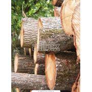 Оцилиндрованная древесина