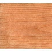 Шпон Американская вишня фото