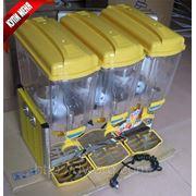 Сокоохладитель PL-345CJ на 3 емкости фото