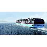 Морские перевозки сборных грузов фото