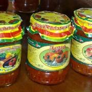 Салат Лечо, Лечо консервированное, Ассорти овощное консервированное фото