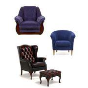 Кресла для дома и офиса фото